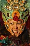 French Guiana's Annual Carnival February 14, 2010 Royalty Free Stock Photo