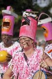 French Guiana's Annual Carnival February 7, 2010 Stock Photo