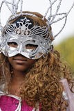French Guiana's Annual Carnival February 7, 2010 Royalty Free Stock Photo