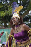 French Guiana's Annual Carnival February 7, 2010 Royalty Free Stock Photos