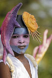 French Guiana's Annual Carnival February 7, 2010 Stock Photography
