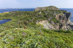 French Head promontory, Twillingate Island Royalty Free Stock Photography