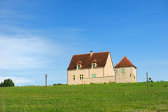 French house Royalty Free Stock Photos