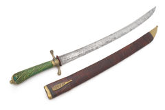 French huntsman broadsword. Stock Images