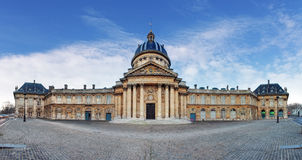 French Institute - Institute de France at day Paris Stock Photo