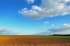 french krajobrazu Obrazy Royalty Free