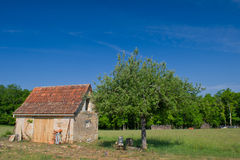 French landscape Royalty Free Stock Photos