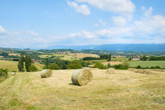 French landscape Royalty Free Stock Photography