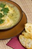 French leek soup Royalty Free Stock Photo