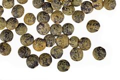 French lentils Royalty Free Stock Photography