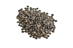 French Lentils Stock Photo