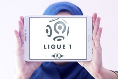 French ligue 1 logo Royalty Free Stock Images