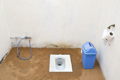 French loo desert Wahiba Stock Images