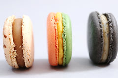 French macaron Royalty Free Stock Photos