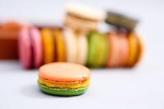 French macaron Royalty Free Stock Photos