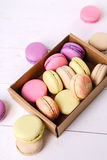 French macaron Stock Image