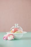 French macaron, the famous pastry Stock Image