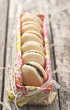 French macarons Stock Image