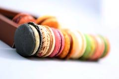 French Macarons Stock Image