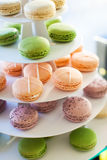 French macarons Royalty Free Stock Photography