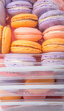 French Macarons Close Up View V Royalty Free Stock Photo