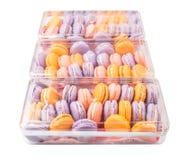 French Macarons III Royalty Free Stock Photo