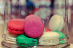 French macaroon Royalty Free Stock Photography
