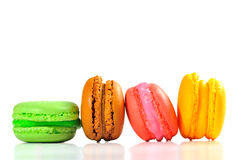 French macaroons Stock Photo