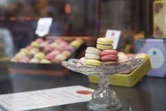 French macaroons Stock Photography
