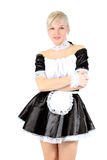 French Maid Royalty Free Stock Images