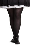French maid costume Stock Photos