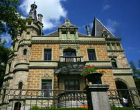 Free French Mansion Stock Photography - 15841532