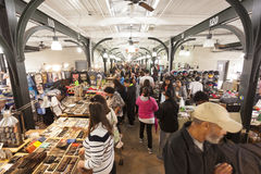 French Market in New Orleans, Louisiana Stock Images
