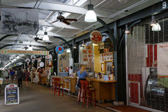 French Market of New Orleans Royalty Free Stock Photos