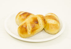 French milk bread Royalty Free Stock Image