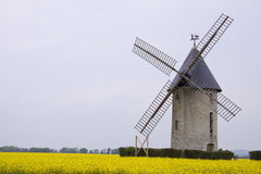 French mill Royalty Free Stock Photography
