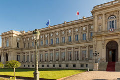 The French Ministry of Foreign Affairs ,Paris.