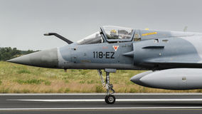 French Mirage 2000. Armee de l'Air Mirage 2000 stock photos