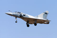 French Mirage 2000 Stock Photography