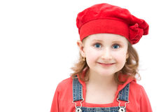 French missy Royalty Free Stock Image