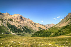 French mountain landscape Royalty Free Stock Images