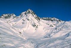 French mountains Royalty Free Stock Photos