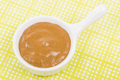 French Mustard Stock Image