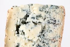 French musty cheese Royalty Free Stock Photo