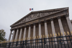 French national assembly Stock Images