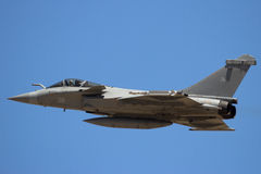 French Navy fighter jet Royalty Free Stock Photo