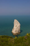 French Northern Coast, Etretat 3 Royalty Free Stock Photography