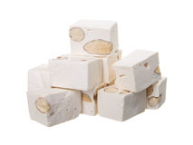 French nougat Royalty Free Stock Image