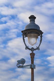 French old style lantern Stock Images