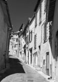 French old town street Stock Photos